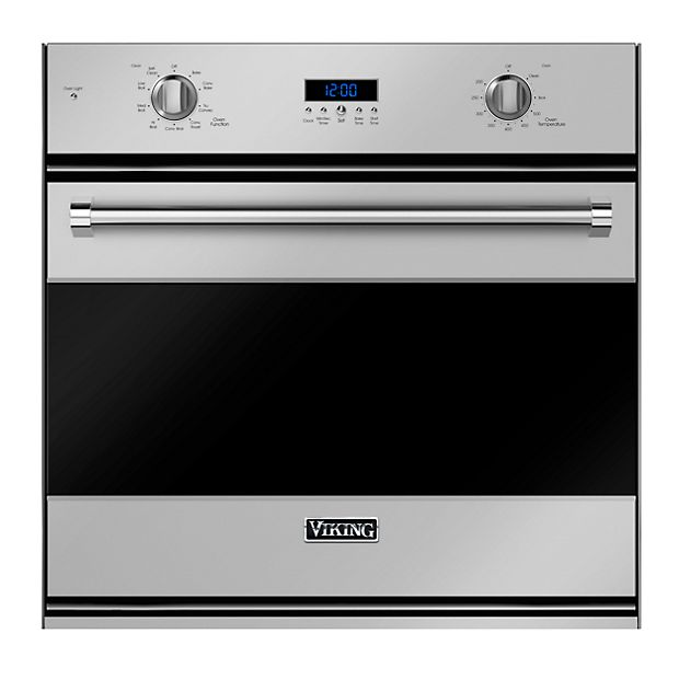 """Viking Viking 30"""" Convection Wall Oven Stainless"""