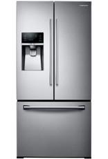 "Samsung Samsung 33"" 25.5 French Door Refrigerator Stainless"