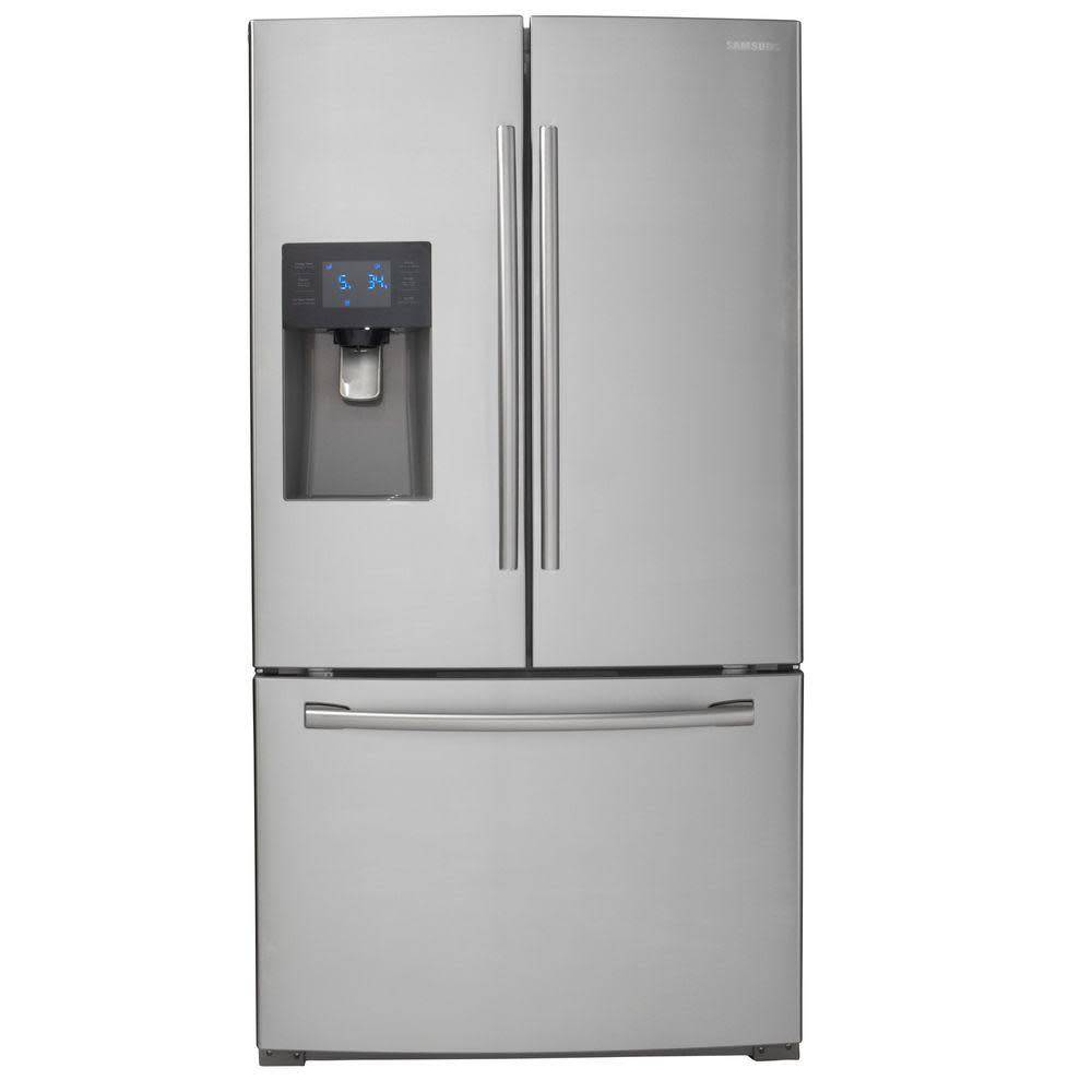 Samsung Samsung 24.6 French Door Refrigerator Stainless