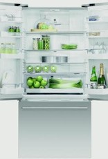 "Fisher & Paykel Fisher & Paykel 31"" 16.9 Counter Depth French Door Refrigerator Stainless"