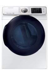Samsung Samsung 7.5 Steam Gas Dryer White