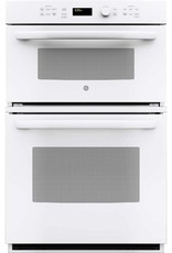 "GE GE 27"" Microwave Wall Oven Combo White"