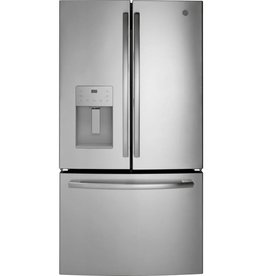 GE GE 25.6 French Door Refrigerator Stainless