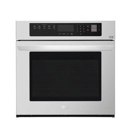 """LG LG 30"""" Convection Wall Oven Stainless"""