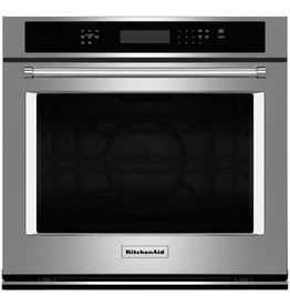 "KitchenAid Kitchenaid 27"" Convection Wall Oven Stainless"