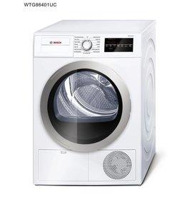 "Bosch Bosch 24"" 4.0 Electric Dryer White"