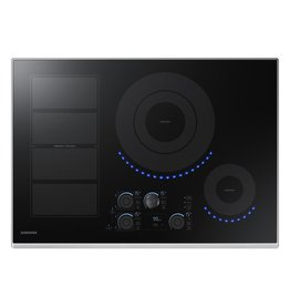 """Samsung Samsung 30"""" Induction Electric Cooktop Stainless"""