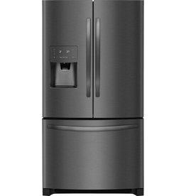 Frigidaire Frigidaire 26.8 French Door Refrigerator Black Stainless