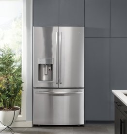 GE GE Profile 27.8 French Door Refrigerator Stainless -2