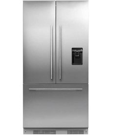 "Fisher & Paykel Fisher & Paykel 36"" 16.8 Built-In French Door Refrigerator Panel Ready"