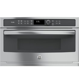 "GE GE 30"" 1.7 Built-in Convection Microwave Stainless"