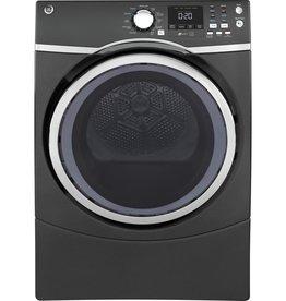 GE GE 7.5 Steam Gas Dryer Gray