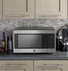 GE GE 1.6 Countertop Microwave Stainless
