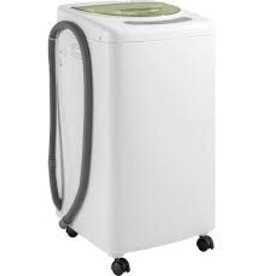 Haier Haier 1.0 Compact Top Load Washer White