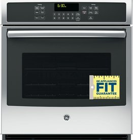 """GE GE 27"""" Convection Wall Oven Stainless"""
