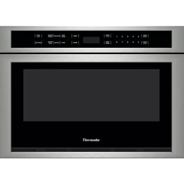 """Thermador Thermador 24"""" 1.2 Microwave Drawer Stainless"""