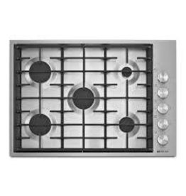 "Jenn-Air Jenn-Air 30"" Gas Cooktop Stainless"