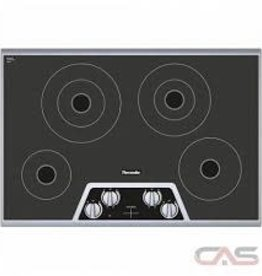"Thermador Thermador 30"" Electric Cooktop Stainless"