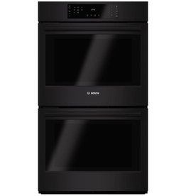 "Bosch Bosch 30"" Convection Double Wall Oven Black"