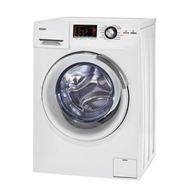 "Haier Haier 24"" 2.0 Washer Electric Dryer Combo White"