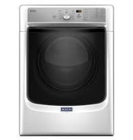 Maytag Maytag 7.4 Steam Electric Dryer White