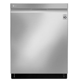 LG LG Fully Integrated Dishwasher Stainless