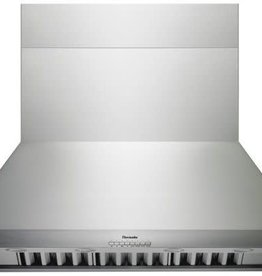"""Thermador Thermador 48"""" Chimney Range Hood Stainless"""