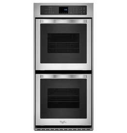 "Whirlpool Whirlpool 24"" Double Wall Oven Stainless"