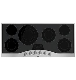 "Viking Viking 35"" Electric Cooktop Stainless"