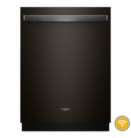 Whirlpool Whirlpool Fully Integrated Dishwasher Black Stainless