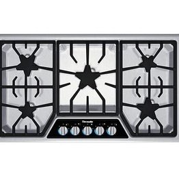 """Thermador Thermador 36"""" Gas Cooktop Stainless"""