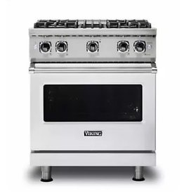 Viking Viking Slide-In Convection Gas Range Stainless