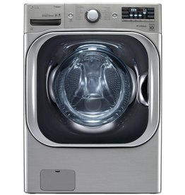 "LG LG 29"" 5.2 Steam Front Load Washer Graphite"