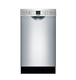 "Bosch Bosch 18"" Semi Integrated Dishwasher Stainless"