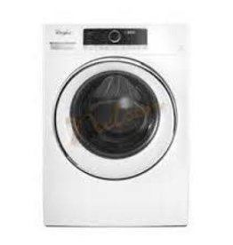 "Whirlpool Whirlpool 24"" 2.3 Front Load Washer White"