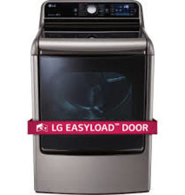 "LG LG 29"" 9.0 Steam Gas Dryer Graphite"
