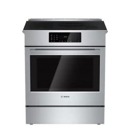 Bosch Bosch Slide-In Induction Convection Electric Range Stainless