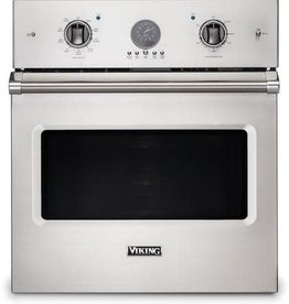 """Viking Viking 27"""" Convection Wall Oven Stainless"""