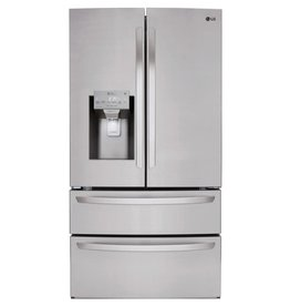 LG LG 27.8 French Door Refrigerator Stainless