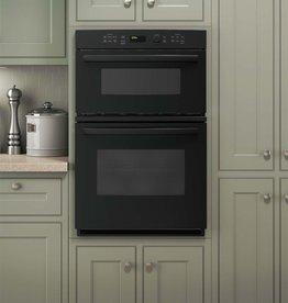 "GE GE 27"" Microwave Wall Oven Combo Black"