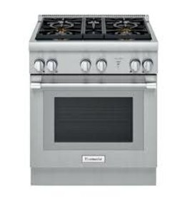 "Thermador Thermador 30"" Slide-In Convection Gas Range Stainless"