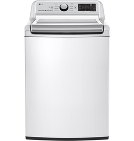 LG LG 5.0 Top Load Washer White
