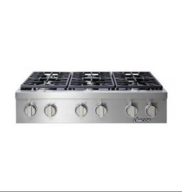 "Dacor Dacor 36"" Gas Rangetop Stainless"