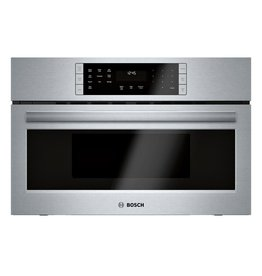 """Bosch Bosch 30"""" Built-In Convection Microwave Stainless"""