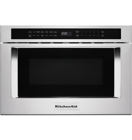 "KitchenAid Kitchenaid 24"" Built-In Drawer Microwave Stainless"