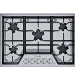 "Thermador Thermador 36"" Gas Cooktop Stainless"