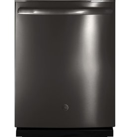 GE GE Fully Integrated Dishwasher Black Stainless