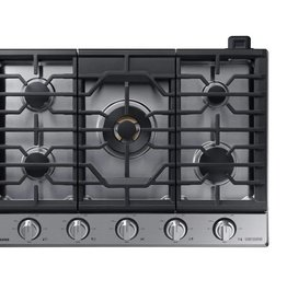 """Samsung Samsung Chef 30"""" Gas Cooktop Stainless"""