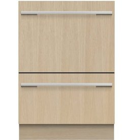 Fisher & Paykel Fisher & Paykel Double Drawer Dishwasher Panel Ready