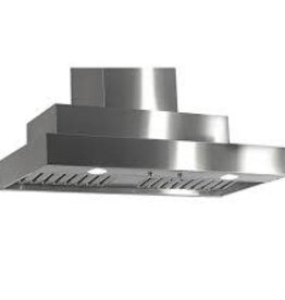 """Imperial Imperial 42"""" Island Range Hood Stainless"""